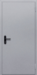 металлические противопожарные двери EI-60